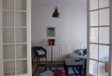 Belle atmosphère pour ce 3 pièces - Appartement