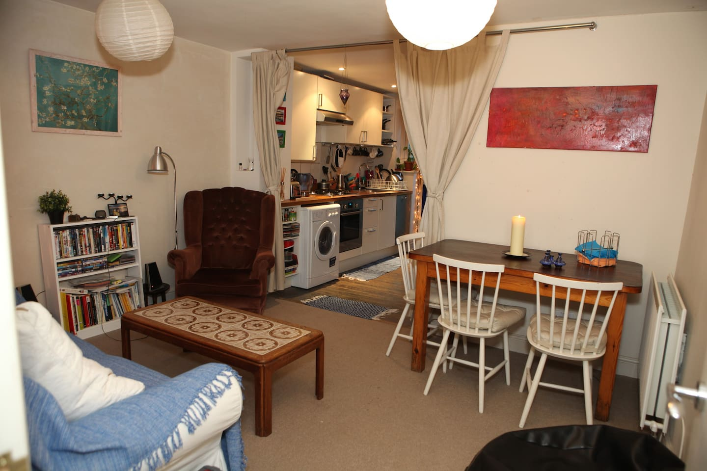 Double Room in a Cozy 1 bed flat