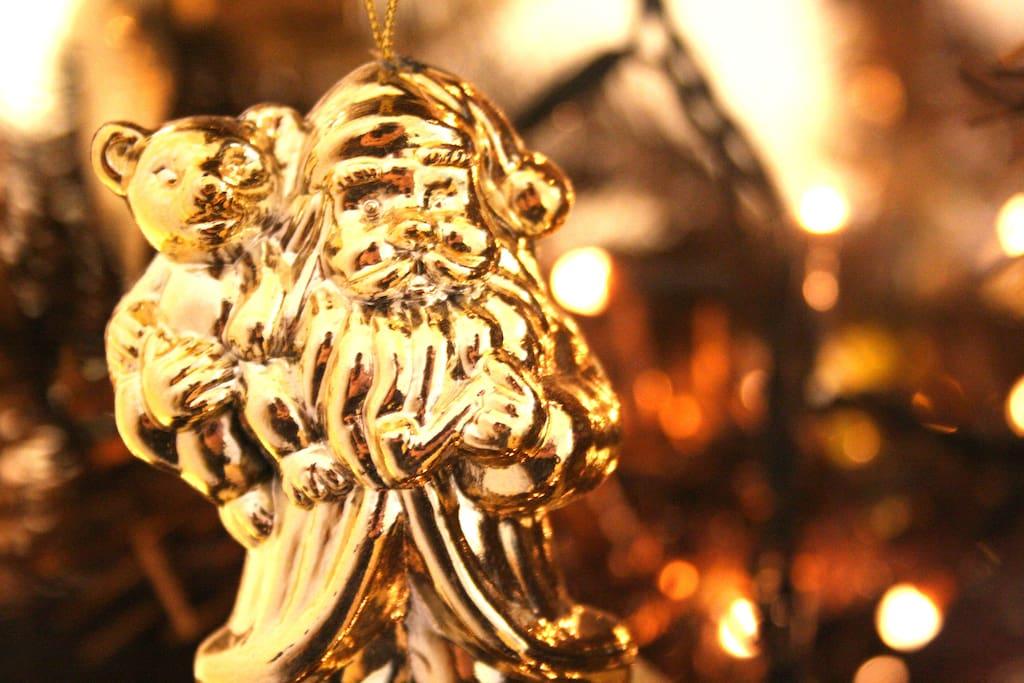 Christmas decorations pics! · ¡Decoración navideña!:)