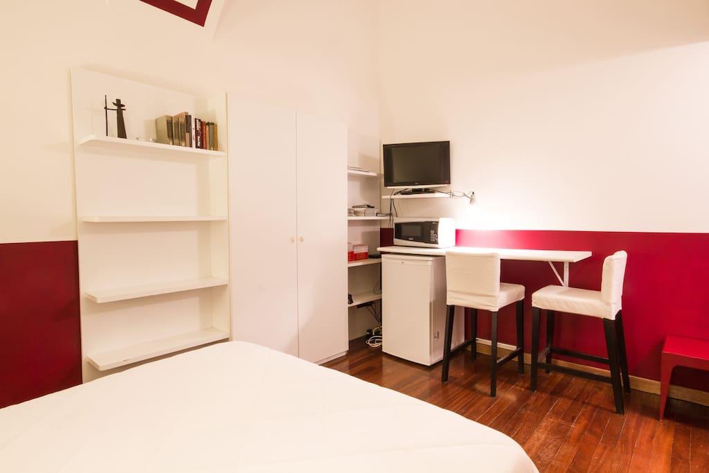 Monolocale apartement