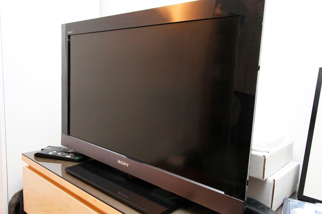 Cable TV / TV câblée