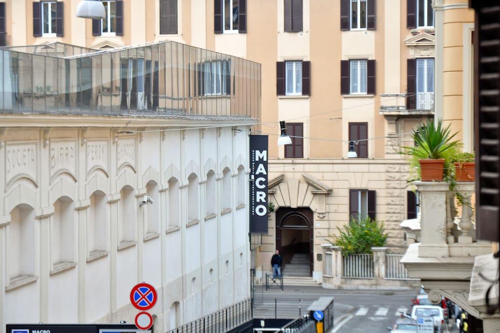 MACRO - Museo d'arte contemporanea Roma