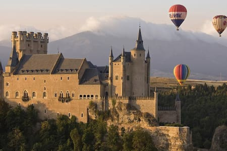 Balloon Rides in Madrid & Segovia - Other