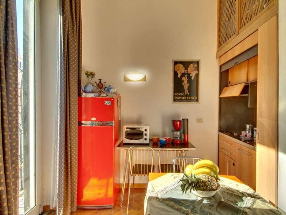 Studio Apt Tritone at Spanish Steps