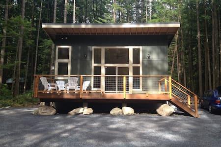 Modern Mt. Baker - Glacier Cabin - House