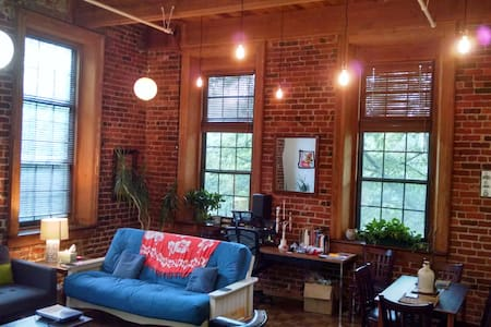 Beautiful Historic Apt Downtown! - Richmond