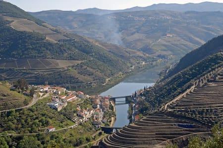 Apartamento Novo ao lado do Douro-Centro Vila Real - Flat