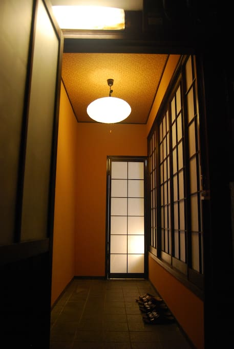 Lovely Machiya Townhouse in Kyoto