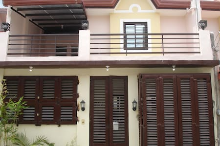 Townhouse for rent in Lipa City