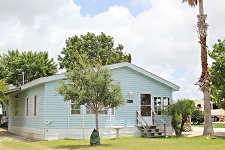Blue Heron - House