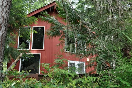 Cinnamon Bear Cabin near Oly Ntl Pk - Hoodsport - House