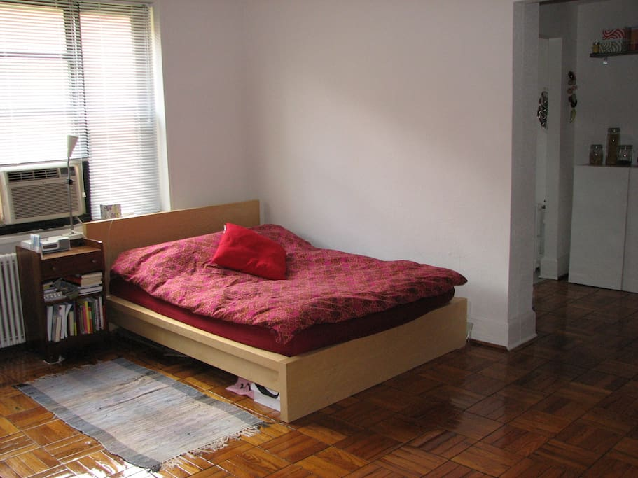Full-size bed