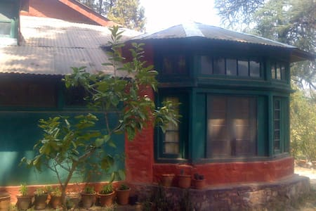 The Retreat, Bhimtal - Haus