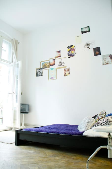Cosy Studio with balcony in Mitte