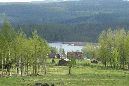 Rikkenstorp - swedish countryside! - Ljusnarsberg Municipality - Hus