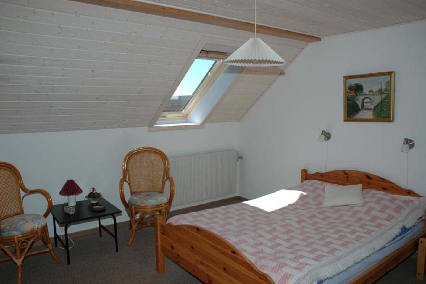 Cheap double room near Blåvand # 3