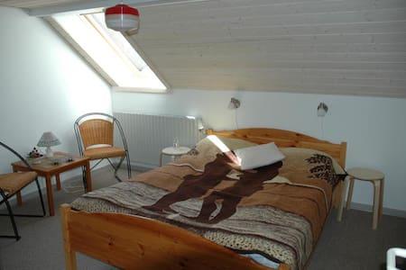Billum near Blåvand - Double room 5 - Bed & Breakfast