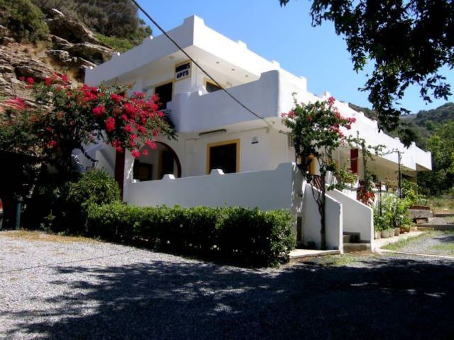 Minos Apts Ligaria#1,up to 5 guests