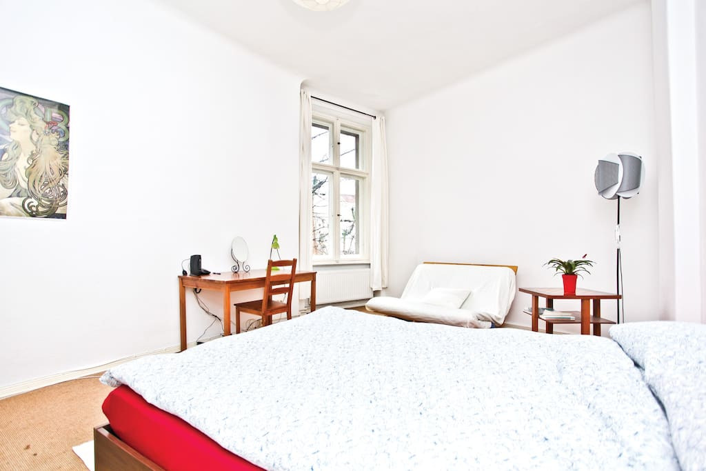 Lovely room in Kreuzkölln! [28m²]