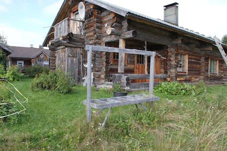Log cabin ambiance - Old Lodge etc. - Kuhmo - Ev