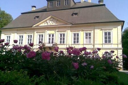 Baroque CASTLE in Salzburg/Austria - Kastély