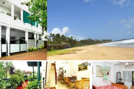 A Beach Home, Away From Home - Dehiwala-Mount Lavinia - Apartamento