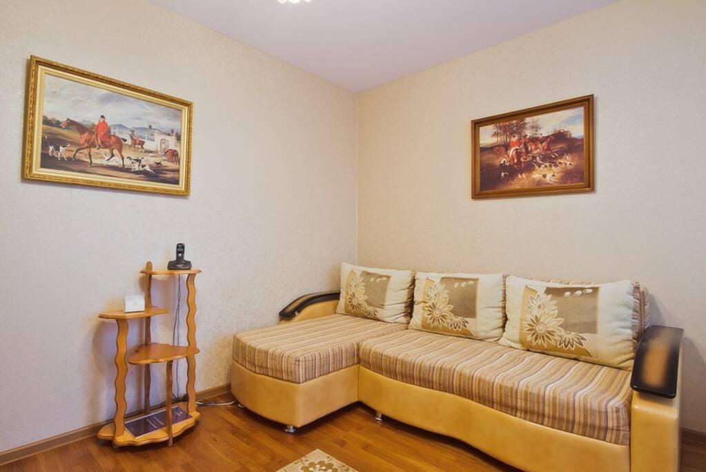 063-Arbat area - 1-bedroom apt