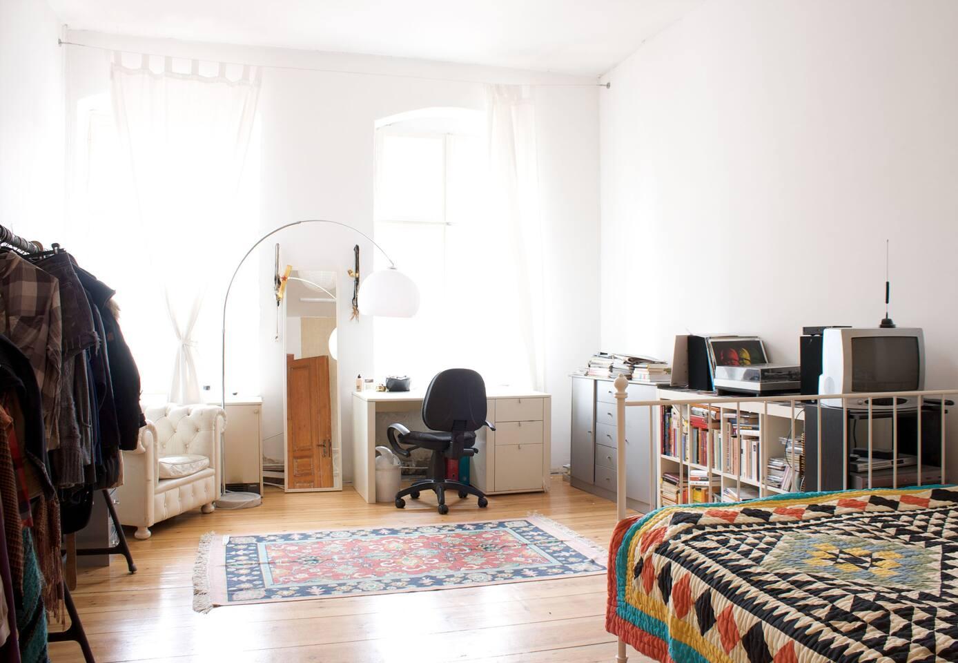 ++Big room in Berlin Kreuzberg++