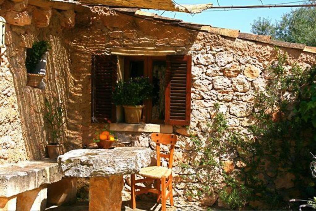 wonderful cosy finca in Arta,