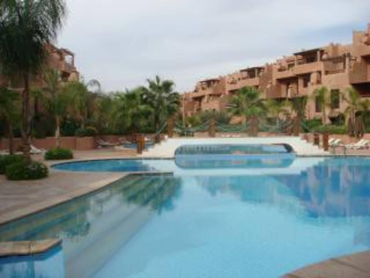 Appartement de charme à Marrakech