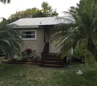Charming Cottage - Punta Gorda - バンガロー