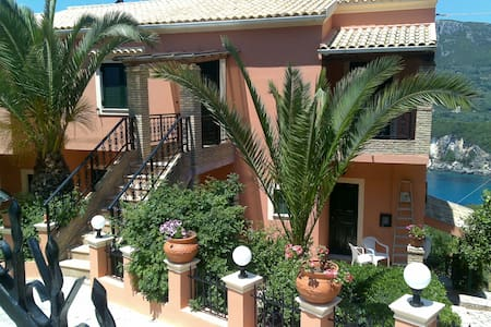 holiday on corfu2 bedroom apartment - Kerkira