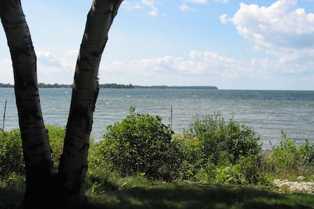 Door County Waterfront Cottage - Sturgeon Bay - 獨棟