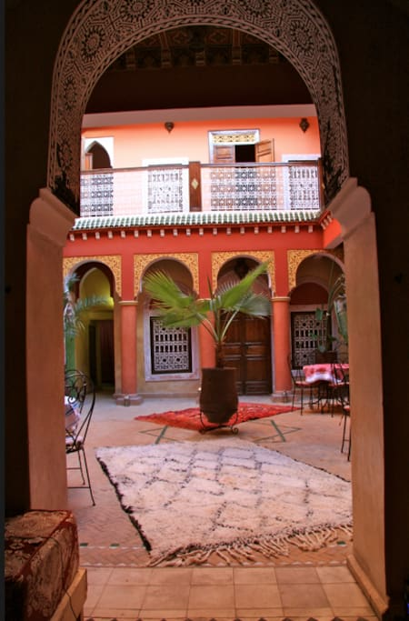 PRIVATE RIAD 3 BEDROOMS MARRAKECH
