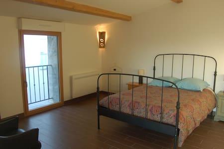 Chambre à louer sur la route du sud - Montboucher-sur-Jabron