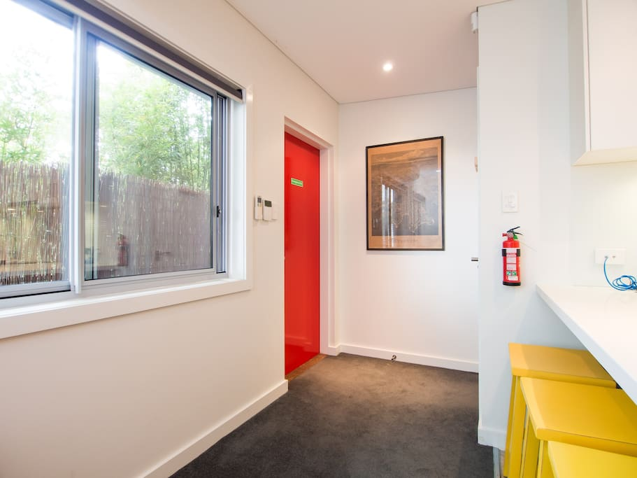 Nest Newtown Studio Apartment