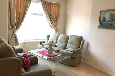 Well located & Calm double bedroom - Manchester - Hus