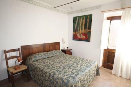 Casa di pietra in Borgo antico, Vista panoramica - San Giovanni Lipioni - House