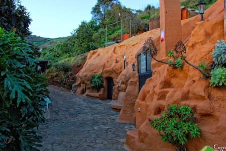 Cuevas de Barreto - Firgas