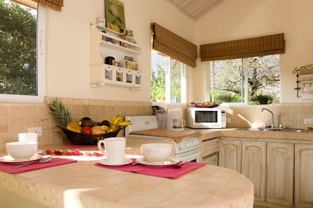 Cute French Cottage With Garden - Atenas - House