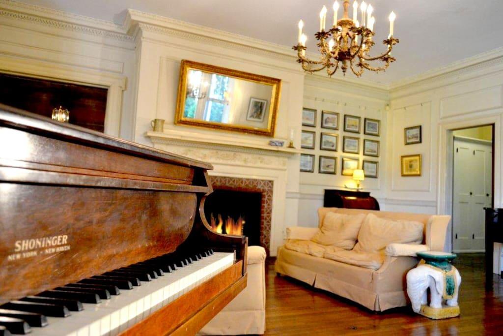 Huge mansion apt.-- locale! comfy!
