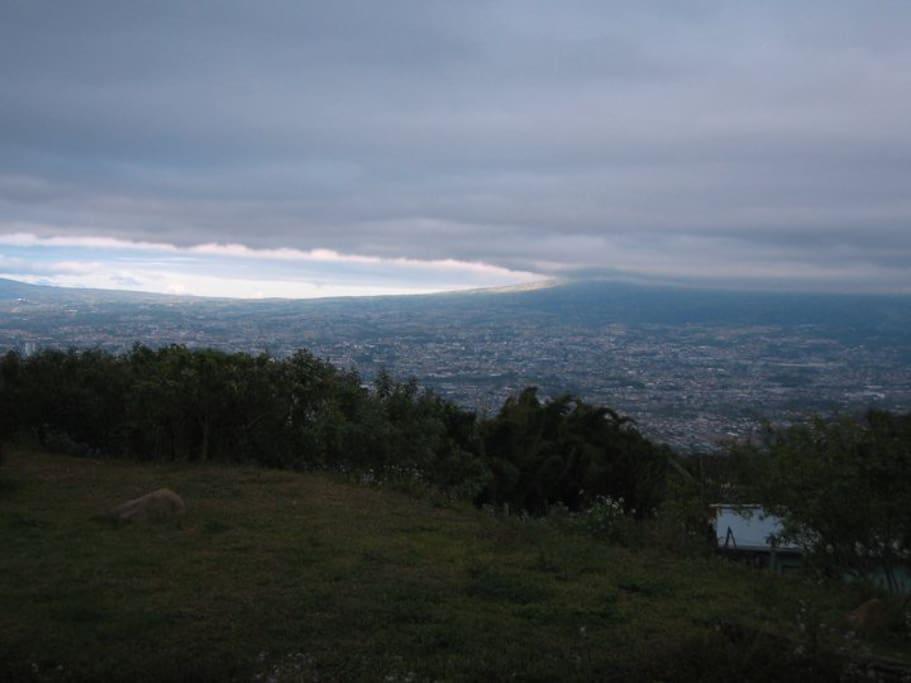 city views country setting-san jose