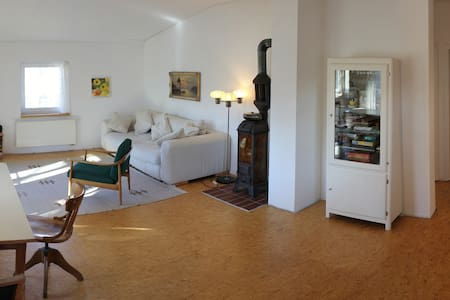 60m2 Flat with nice garden - Appartement