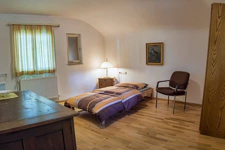 Jagdhaus Renningen Zimmer Herbert - Renningen - House