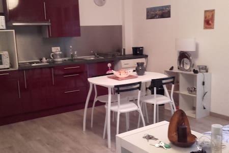 Logement 30m2 proche centre ville - Apartamento
