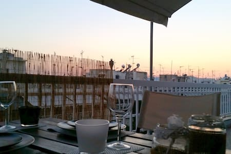 6th floor Acropolis view! - Appartamento