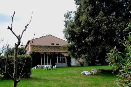 Incredible renovated farm in a beautiful wild park - Donoratico