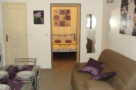 Appartement 30 m2  proche de Corte - Appartement