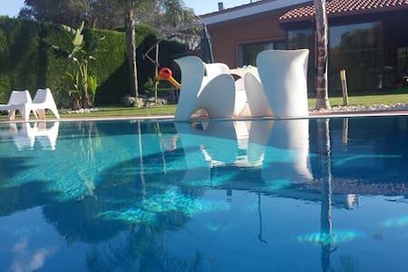 Depandance indipendente con piscina - Cavallino