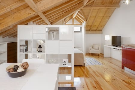 WIDE & GORGEOUS STUDIO - Porto - Loft